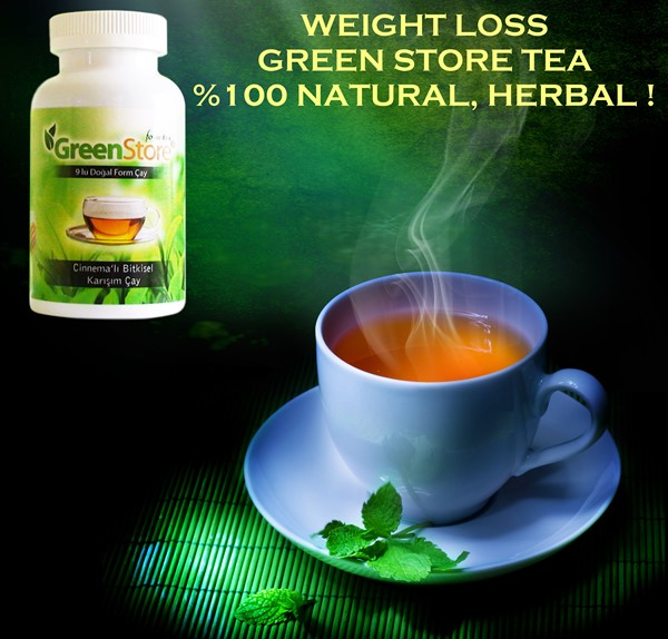 WEIGHT LOSS TEA FROM WEIGHT LOSS GREEN STORE